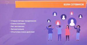 5 ГЛАВНЫХ БОЛЕЙ У СЕТЕВИКОВ — Проработка Целевой Аудитории